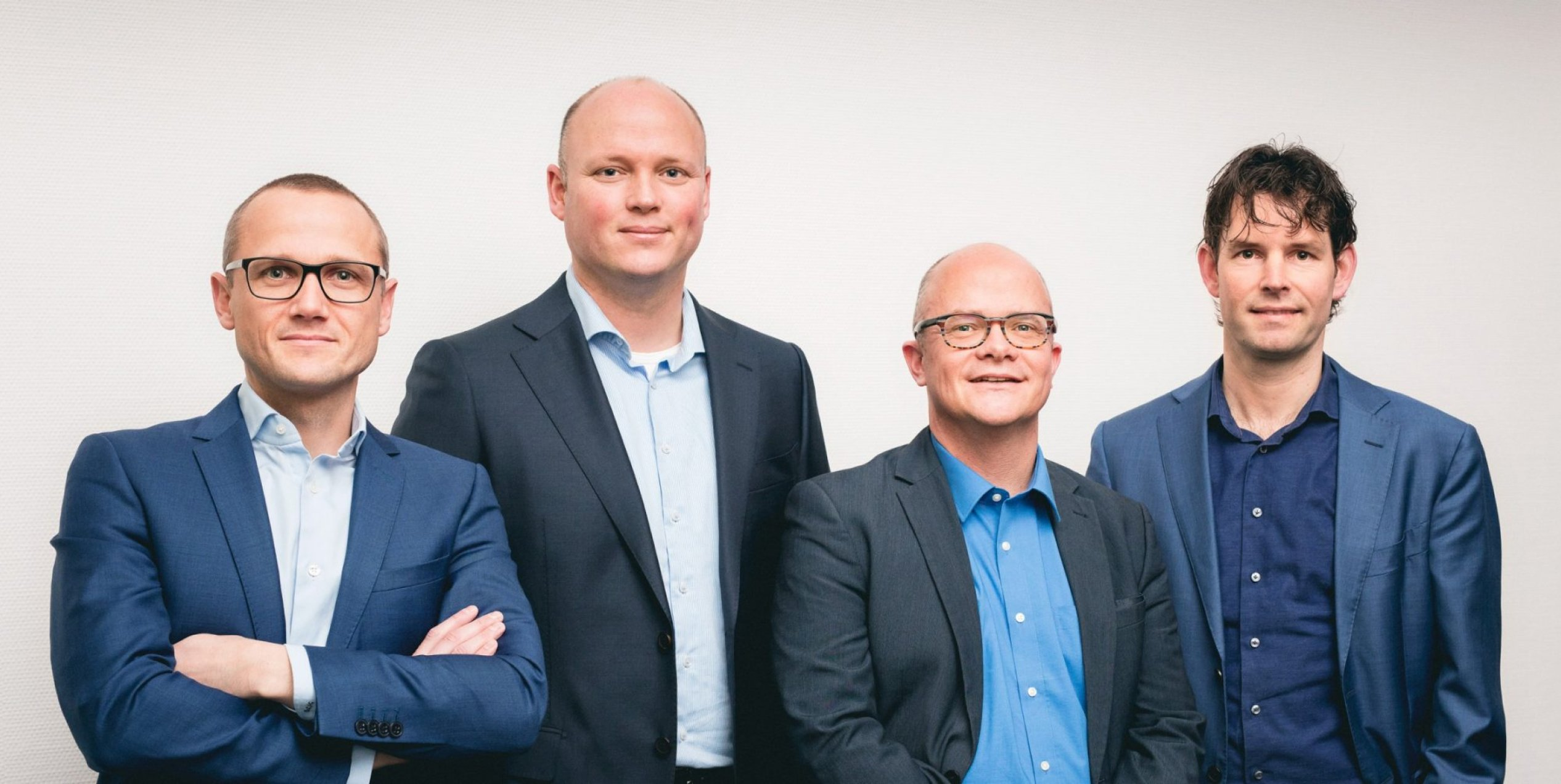 Image of the team at Smit and de Wolf